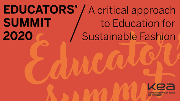 KEA inviterer til Educators' Summit den 25. og 26. maj 2020.