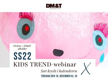 Peclers KIDS TRENDS SS22