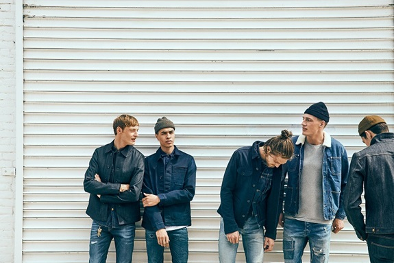 Brothers of Denim er omdrejningspunktet for Jack & Jones' nye strategi og identitet.