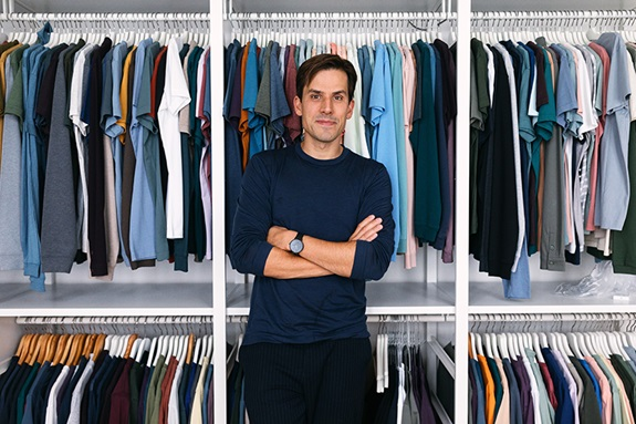 Jess Fleischer, CEO & co-founder, Son of a Tailor