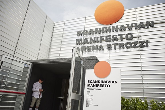 Scandinavian Manifesto var for første gang en del af Pitti Uomo i juni 2018. Foto: Pitti Imagine