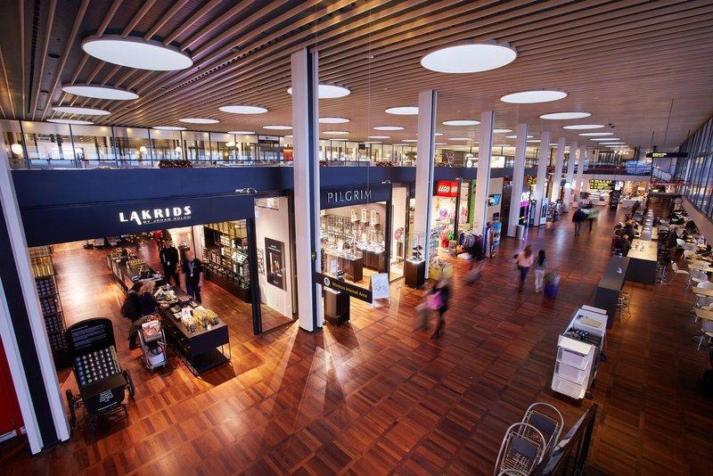 Lufthavn shop kastrup Shop list